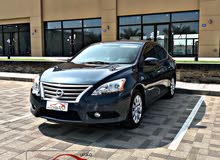 Blue Nissan Sentra 2013 for sale