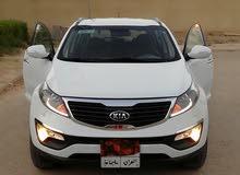 New Kia Sportage in Baghdad
