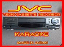 JVC  KARAOKE (VHS) video cassette recorder