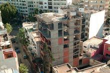 ارض 530 للبيع للبناء عمارة وسط المدينة