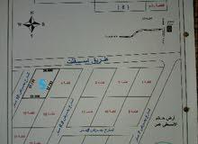 500م للبيع علي القطران شارع المطبات أمي مبروكه