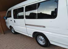 للبيع خلال 48 ساعة بغرض السفر حافلة 11 راكب متسوبيشي 2014بنزين