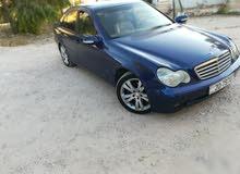 Mercedes Benz C 200 2002 For sale - Blue color