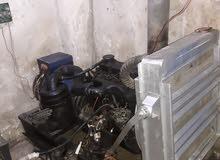 مولدة مازوت محرك نيسان 32حصان