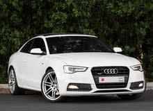 2015 Audi A5 Coupe S-Line Quattro