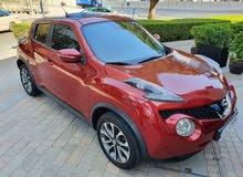 2015 Nissan Juke 1.6-litre turbocharged