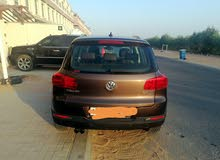 VW tiguan model 2014