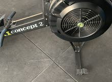 PM5 ROWERS CONCEPT 2