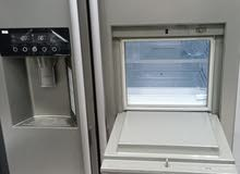 LG side by side refrigerators mini door with water dispenser and ice maker