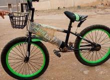 دراجة للبيع ماتشكي من شي امرها تمام القياس 20 المكان قماطة قصر خيار السعر 190
