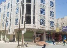 عمارة مسلح هردي أستثمارية ركنية سكنية شارعين