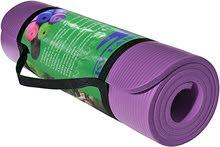 Yoga mat gym
