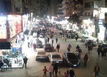 محل للايجار شارع سهل حمزة بين فيصل والهرم