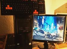 Pc bureau gamer Hp Elite i5 Double Graphic 2gb Nivida RAM 8gb original prix fix
