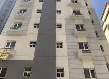 للايجار شقة غرفة وصالة بشارع بغداد بمجمع راقي جديد