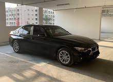 لأصحاب الهمم. BMW 318i twin turbo 2016