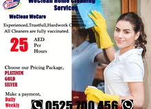 WeClean Home Cleaning Service in Abu Dhabi