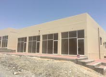 للبيع مبنى تجارى بمصفوت عجمان موقع ممتاز ## RK