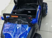 سيارة 2 ويل كهربائية للأطفال