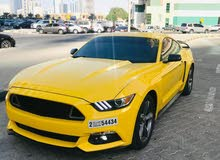 very clean ford mustang v6