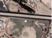 ارض تجاريه للايجار طويل المدى  على طريق الملك عبدالله   مساحتها الاجماليه 46524 الف متر مربع