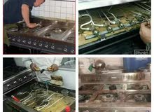 gass cooker refaring servicing clining fixning call 70794537