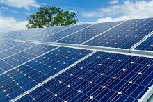 طاقة شمسية - خلايا شمسية - solar