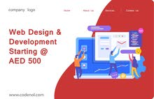 Freelance Web Designer available GCC country
