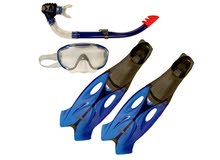 Speedo  snorkel set