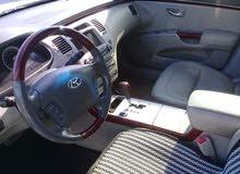 Hyundai Azera 2010 For sale - Grey color