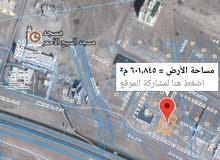 سكني تجاري مساحة600 متر بالسيح الأحمر الخط الاول