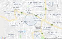 شقه سكنية للإيجار بجانب كلية بنات اربد