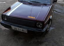 Used Volkswagen Fox 1986