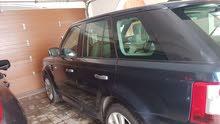 سيارة رينج روفر HSE للبيع بحالة جيدة موديل 2006 لون ازرق