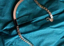 اسوارة فضة  925 جديدة للبيع Silver bracelet new  for sale