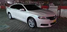 For sale 2014 White Impala