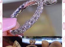 الخاتم السوليتير