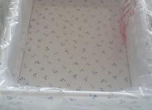 سرير اطفال صغير +كبير