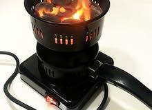 جهاز اشعال الفحم بالكهرباء