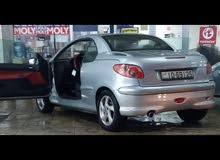 For sale Peugeot 206 car in Amman