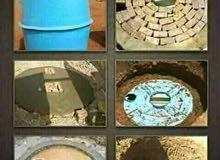 سبتانك تانك فايبر قلاص لحل جميع مشاكل الصرف الصحي ذو التقنية الماليزية