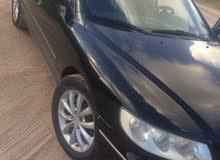 Black Hyundai Azera 2006 for sale