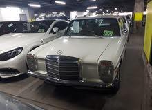 Used condition Mercedes Benz E 230 1972 with 30,000 - 39,999 km mileage