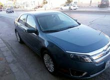 Automatic Turquoise Ford 2012 for sale