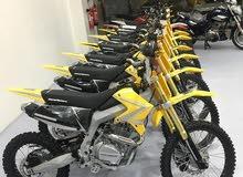 دراجة ساكس 250 صحراوي 2018