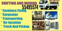 moving shifting Carpenter