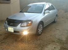 Grey Kia Spectra 2009 for sale