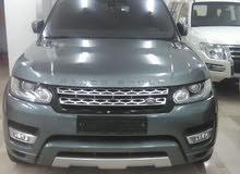 Range Rover sport V6 2014 oman