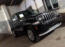 Automatic Black Jeep 2012 for sale