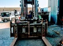 10 Ton Forklift for Sale (HELI)